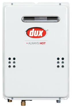 Gas water Heater Dux Non Condensing Unit 21L
