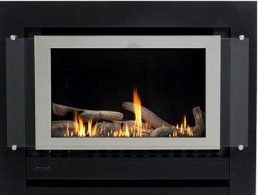 Rinnai Neo Inbuilt Gas Fire