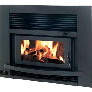 woodsman totara wood fire